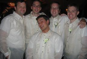 Nice Barong Tagalog Wedding #1: Barong_tagalog_wedding5.jpg